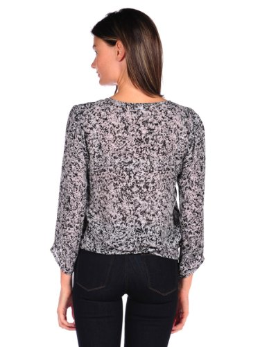 Joie Women s Yogini Matte Blouse, Caviar, X-Small On sale Now